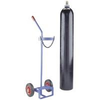 Carucior transport cilindru oxigen