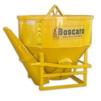 Bena beton Boscaro CL Model - descarare laterala