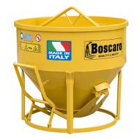 Bena beton Boscaro C Model - descarare centrala
