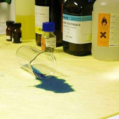 Lavete absorbante substante chimice - 2 straturi