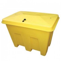Container pentru material antiderapant - 350 litri