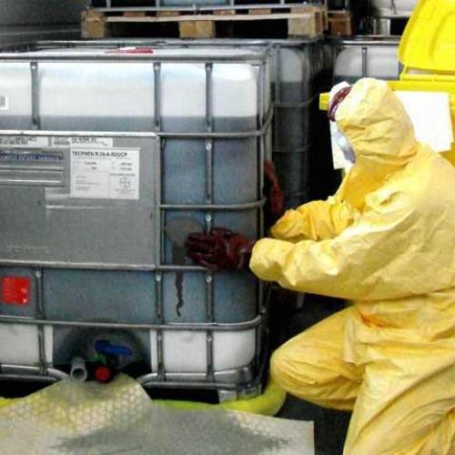 KIT de urgenta pentru substante chimice