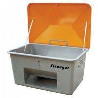 Container pentru material antiderapant