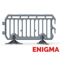 Bariera modulara pentru imprjmuire Enigma