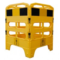 Bariera modulara canal Gardian Yellow