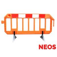 Bariera modulara pentru lucrari Neos Yellow