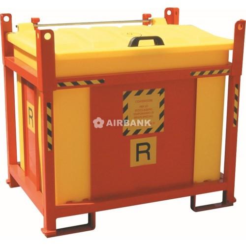 Container din plastic pentru deseuri periculoase