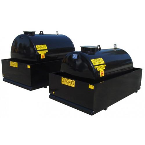 Rezervor pentru stocare ulei uzat - 1200 litri