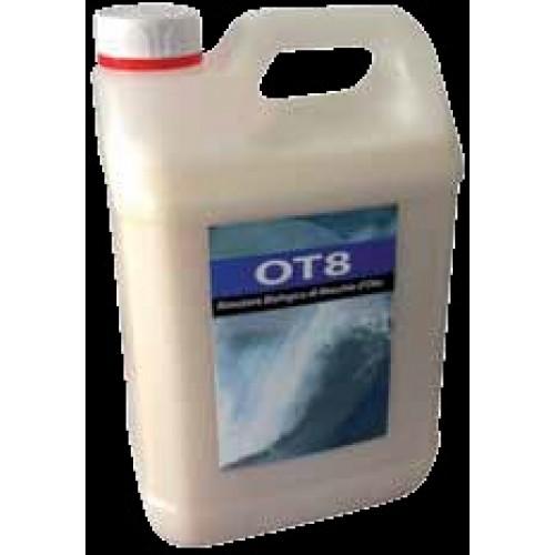 Solutie enzimatica pentru curatare reziduuri petroliere