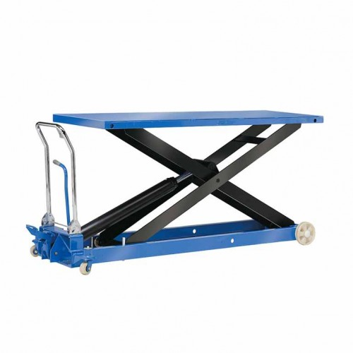 Carucior cu platforma de ridicare - 1000 kg