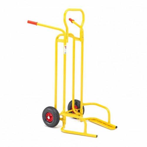 Carucior pentru transport anvelope