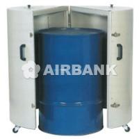 Incalzitor vertical pentru butoi de 200 L