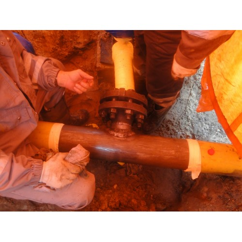Kit pentru repararea conductelor cu temperaturi mari - Thermo-fill