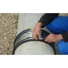 Cuplaj flexibil pentru reparare conducte