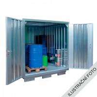 Container exterior deseuri periculoase H61-2101-B