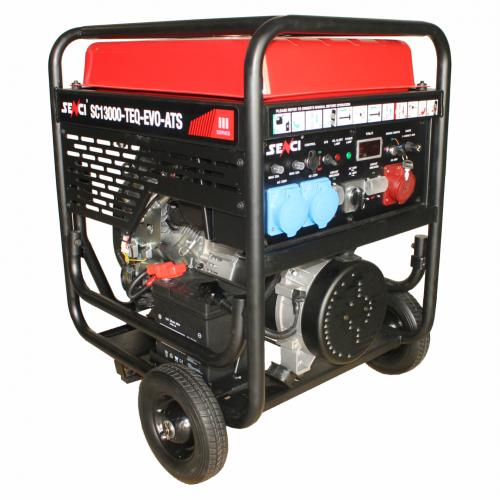 Generator curent trifazic SC-13000TE Q-EVO-ATS