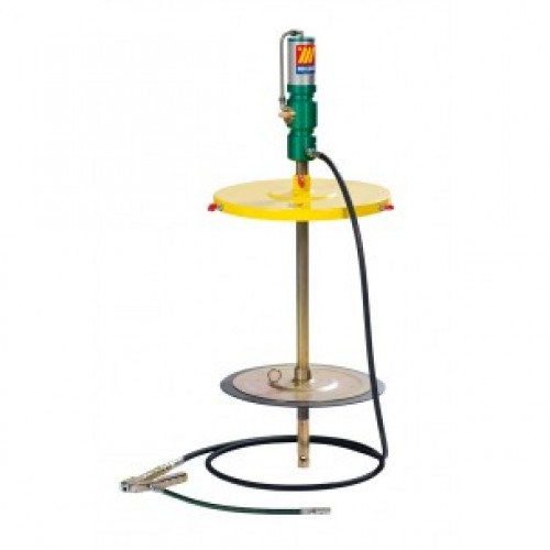Set pompa pneumatica industriala transfer vaselina