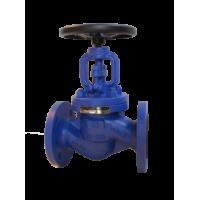 Robinet de inchidere cu ventil PN 16 - 100 mm