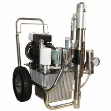 Pompa airless hidraulica pentru vopsit debit 10 l/min