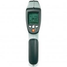 Termometru cu infraroșu, interval de temperatură -50 până la + 1200 ° C 50: 1 USB