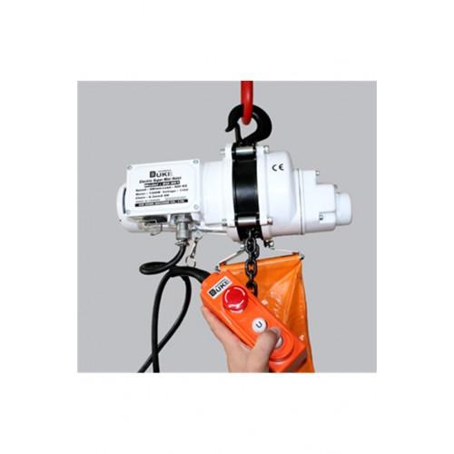 Troliu electric cu lant 1000 kg - 15 m